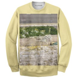 #003 cotton sweatshirt